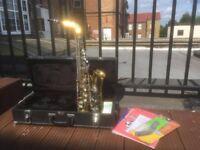 Earlham Alto Saxophone Bundle