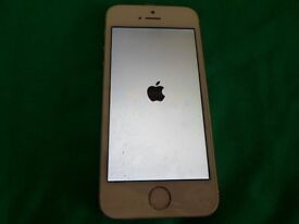 Apple iphone 5 s (White) UNLOCKED