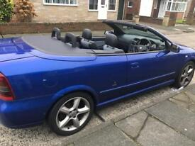 Astra Coupe Convertable