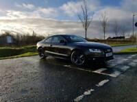 Audi A5 1.8 TFSI Black Edition s line automatic CVT