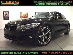 2014 BMW 428i xDrive | Sport Pkg | Navigation | Red Interior