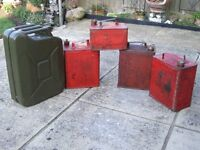 Jerry Cans Still being used