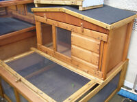 chicken coops all sizes robust plastic less mites smell and rott from £40 glasgow
