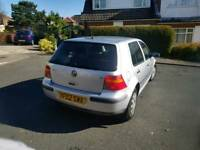 Volkswagen golf 1.6 fully loaded 2002 5 door