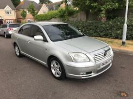 2004 Toyota Avensis 2.0 d4d diesel in excellent condition