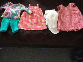M&S baby girl bundle 3-6mths