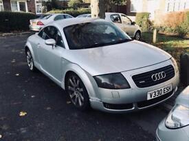 Audi TT 1.8T 225bhp spare or repair £850ono