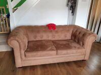 3 + 2 Lovely Chesterfield Sofa Set