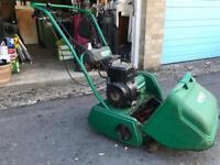 Qual cast Cylinder lawnmower