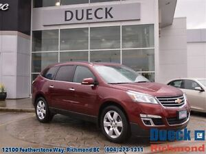 2016 Chevrolet Traverse LT w/1LT  Accident Free - Local