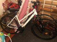 BearTtack Emotion Ladies Hybrid Bike