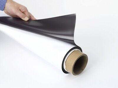 White Semi Gloss Refrigerator Magnet Skin Cover-Easy Apply-Cheap Fridge Panels
