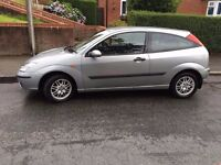 FORD FOCUS 2005 1.6 Petrol , LOW MILLEAGE