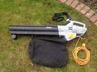 TITAN Electric Leaf Blower & Vacum - TTB547BVC 2800W 230-240V
