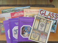 Stained glass pattern books