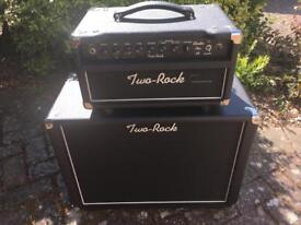 Two Rock Studio Pro 35 Head and 112 Cab