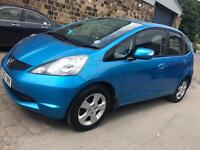 2010 HONDA JAZZ 1.4 ES MODEL MILEAGE 50K ONLY NEW MOT 1 PREVIOUS OWNER - BARGAIN PRICE