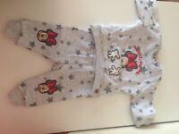 Baby girl clothes.