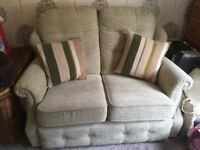 G Plan 2 seater sofa nearly new