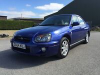Subaru Impreza Sport GX non turbo one owner
