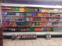 Used Display Shop Fridge In Great Condition For Sale - 3 Available - Must Go Fast