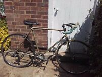 Vintage Puch road bike OFFERS