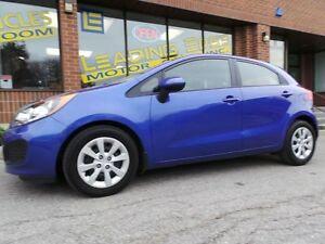 2015 Kia Rio BLUETOOTH, HEATED SEATS, WARRANTY!!