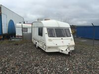 Jubilee globe trotter 1998 2 berth light weight in need of some TLC or ideal camper conversion