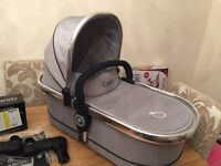 ICandy travel system peach double £650