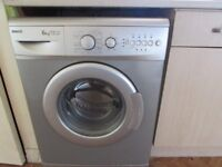 beko 6k working washing machine and and a beko condeser sensor 7k dryer in good working order