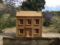 Dolls house, Georgian, from ELC - very good condition