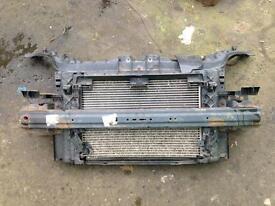 Ford Fiesta St Slam Panel & Rad (07 plate )