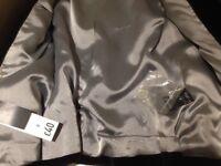 Ladies Size 8 Black Velour Blazer/Jacket BNWT