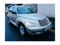 CHRYSLER PT CRUISER 2.2 CRD Touring 5dr (gold) 2005