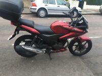 Honda cbf 2014 cheap!!