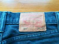GENUINE! Levis®️ 511™️ mens jeans, stretch fit, skinny fit.