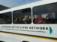PART TIME MINIBUS DRIVER / SUPPORT WORKER REQUIRED FOR GRAVESEND CHARITY