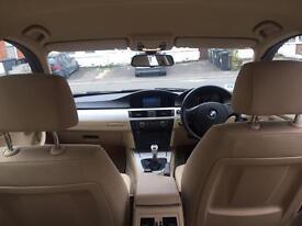 BMW 320D EfficientDynamics 2011