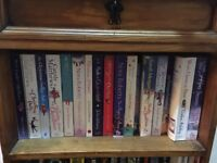 21 new chick lit Christmas related novels rep £5.99 each