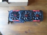 GPU Powercolour AMD RX 480 Red Devil 8GB GDDR5