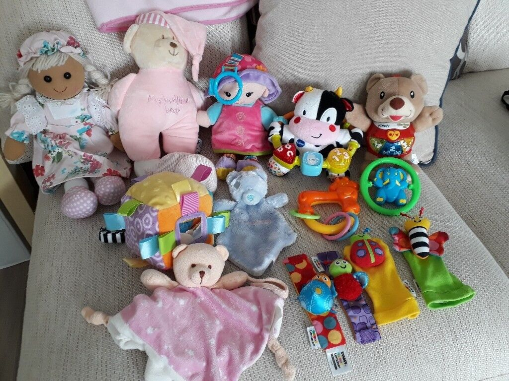 Baby Toy Bundle (0-6 months)