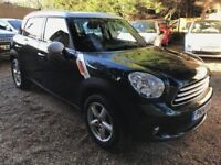 MINI Countryman 1.6 Cooper (Pepper) 5dr£6,995 p/x welcome FREE 1 YEAR WARRANTY, NEW MOT