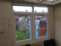 UPVC DOUBLE GLAZING WINDOW