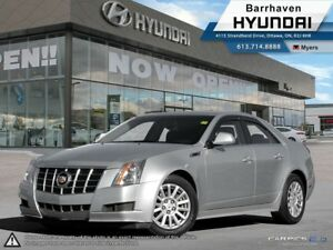 2013 Cadillac CTS 3.0 Luxury