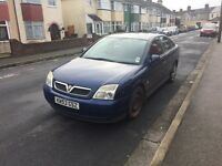 Diesel 53 reg Vauxhall Vectra ideal for family ,10 months MOT ,px options available