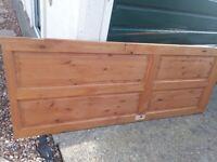 Free internal door Charminster 194 x 75.5 cm