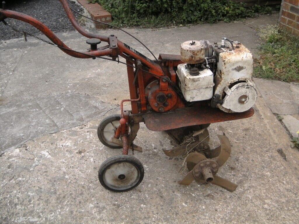 Merry tiller titan GT rotavator with 3 speed gearbox rotovator | in  Chippenham, Wiltshire | Gumtree
