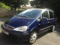 FORD GALAXY TDI 54 REG 7 SEATER