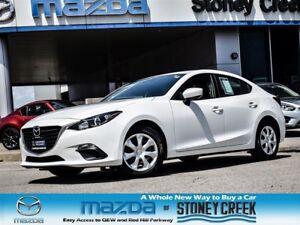 2015 Mazda MAZDA3 GX AUTO, NEW R/BRAKES,AC, BT, KEYLESS!