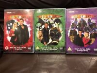 DVD box sets see ad for prices